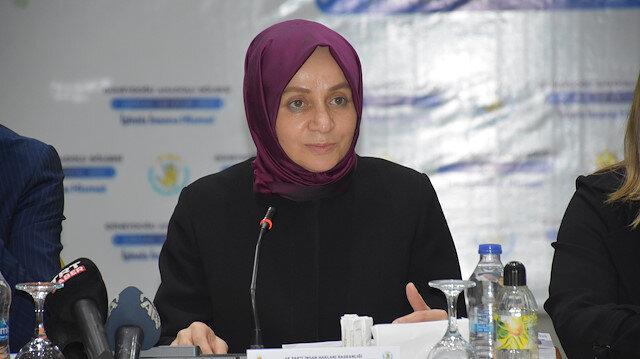 AK Parti Genel Başkan Yardımcısı Leyla Şahin Usta: Bugün ülkemizde bir Kürt sorunu yoktur