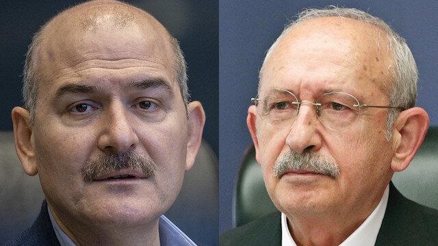 Bakan Soylu'dan Kılıçdaroğlu'na: Hafızanız 24 saat