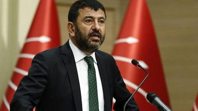 CHP'li Veli Ağbaba Boğaziçi Üniversitesi Rektörü Naci İnci'yi hedef gösterdi