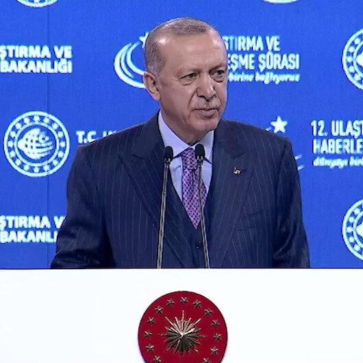 Cumhurbaşkanı Erdoğan: İstanbul Havalimanı Türkiyenin büyük vizyonunun sembollerinden biridir