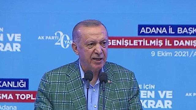 Cumhurbaşkanı Erdoğan: Muhalefet kendini güncellemeyi başaramadı