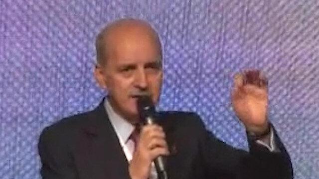 AK Parti Genel Başkanvekili Kurtulmuş: Mescid-i Aksa kıyamete kadar Müslümanların camisi olarak kalacaktır