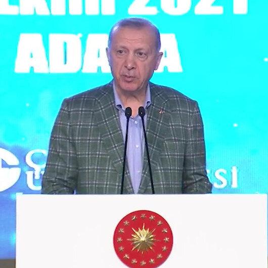 Cumhurbaşkanı Erdoğan: İstismar siyasetini yurt meselesinde bir kez daha gördük