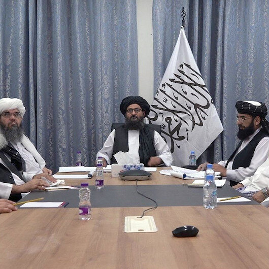 Taliban'dan ABD açıklaması: Yeni bir sayfa açma konusunda görüşüyoruz