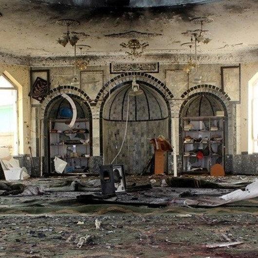 ABD Afganistan'da DEAŞ'ın üstlendiği cami saldırısını kınadı