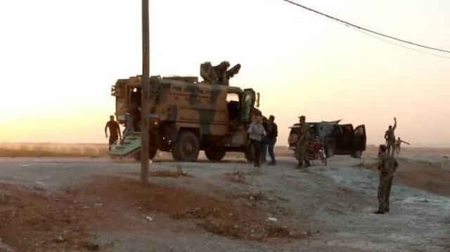 Fırat Kalkanı Harekat Bölgesinde hain saldırı: İki özel harekat polisi şehit oldu