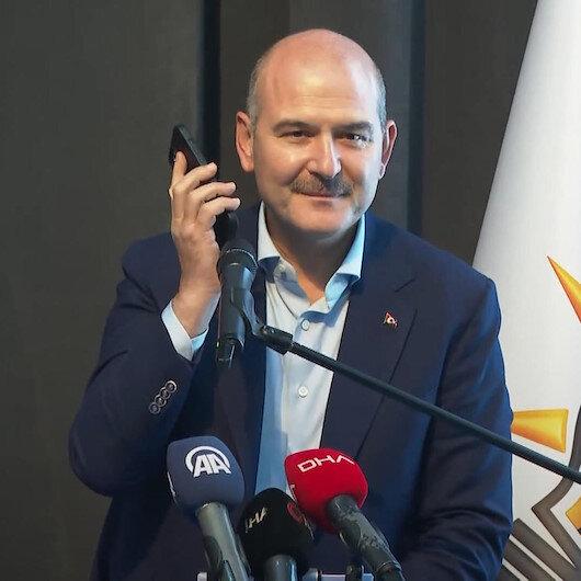 Cumhurbaşkanı Erdoğan: Aziz milletim yola AK Parti ile devam kararını vermiş durumda
