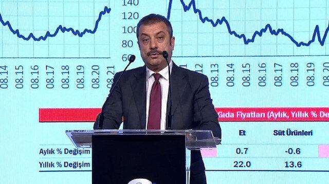 Merkez Bankası Başkanı Kavcıoğlu: Rezerv rakamımız 123,5 milyar dolara yükseldi