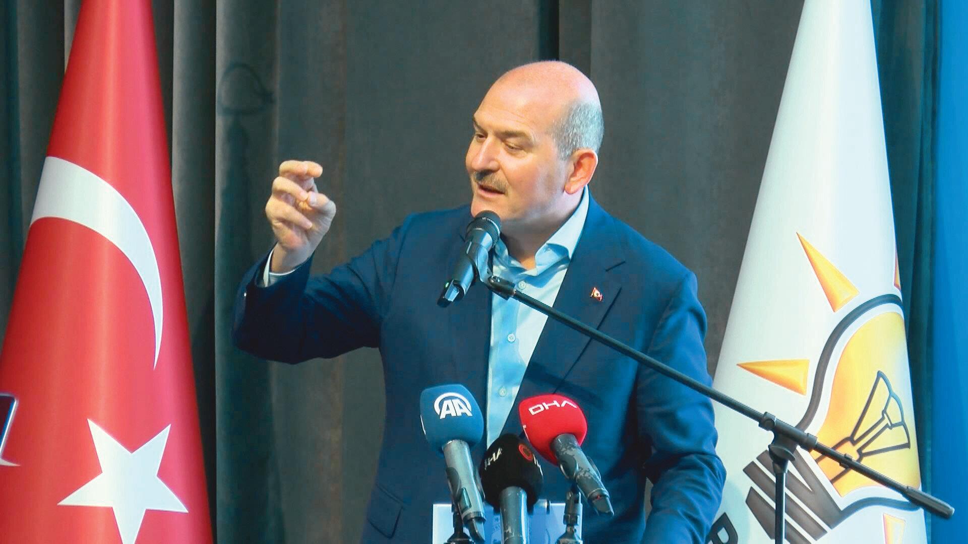 Süleyman Soylu, 2023 seçimlerinden büyük bir zaferle çıkacaklarını söyledi.