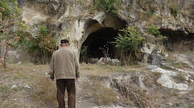 Mağarada şok manzara: 'Buradan altın çıkmaz' dediler