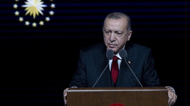 Cumhurbaşkanı Erdoğan'dan mesleki eğitime iki yeni müjde