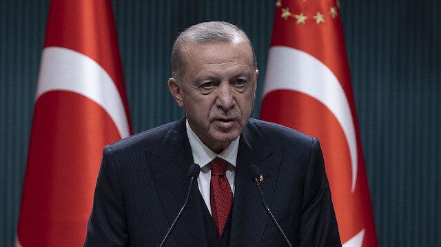 Cumhurbaşkanı Erdoğan bakanlığın yeni ismini açıkladı: Çevre, Şehircilik ve İklim Değişikliği