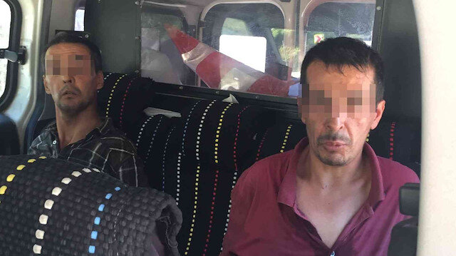 Adana'da ormanı yakan iki kardeş yakalandı