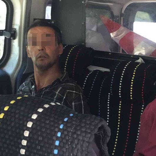 Adanada ormanı yakan iki kardeş yakalandı