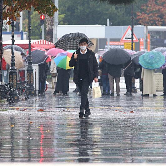Meteorolojiden İzmir ve bazı illere kuvvetli yağış uyarısı