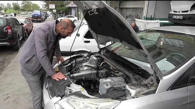 Sultangazi'de satın aldığı araç ekspertiz raporuna rağmen kusurlu çıktı: 20 bin lira masrafı var