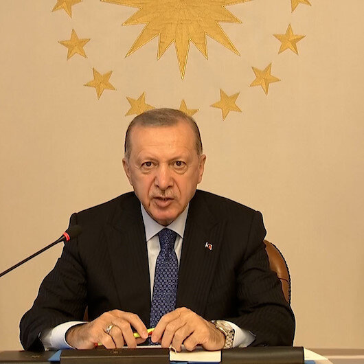 Cumhurbaşkanı Erdoğan:  Başkanlığa talibiz