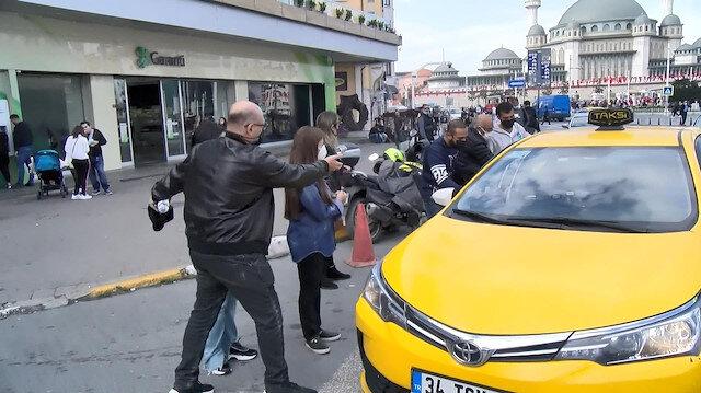 Taksiciler turistleri de bezdirdi: Türkiye'de taksiciler mafya olmuş