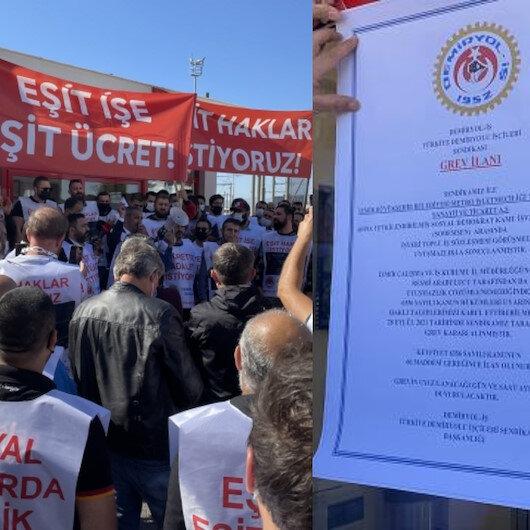 İzmir'de ulaşım aksayacak: Metro ve tramvay çalışanları 22 Ekim'de iş bırakacak