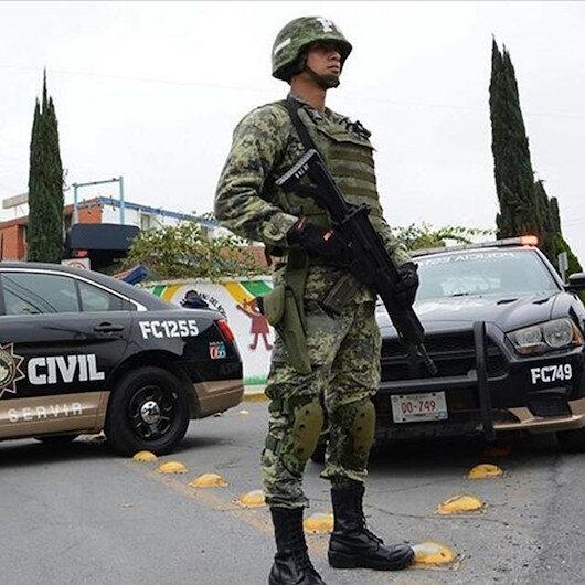 Meksika'da çeteler arasında çatışma çıktı: 20 kişi hayatını kaybetti