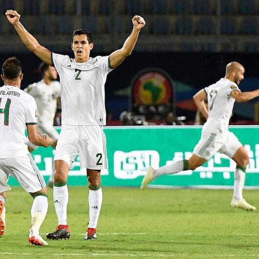 الجزائر تفوز برباعية على النيجر في تصفيات مونديال قطر