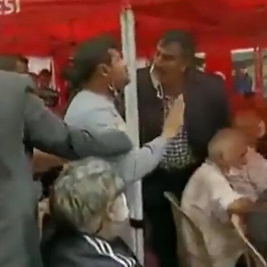 CHPli Belediye Başkanı kendisine tepki gösteren vatandaşla tartıştı: Böyle bir konuşmaya müsaade etmem