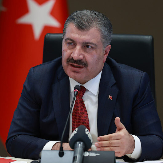 Sağlık Bakanı Koca: TURKOVAC'ı Türkiye'nin hizmetine sunmaya hazırlanıyoruz