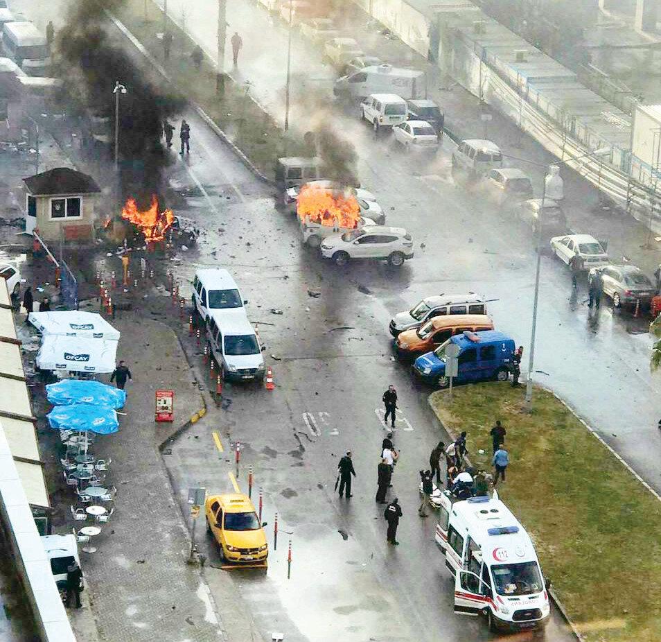 2017'deki saldırıda 2 kişi şehit olmuştu.