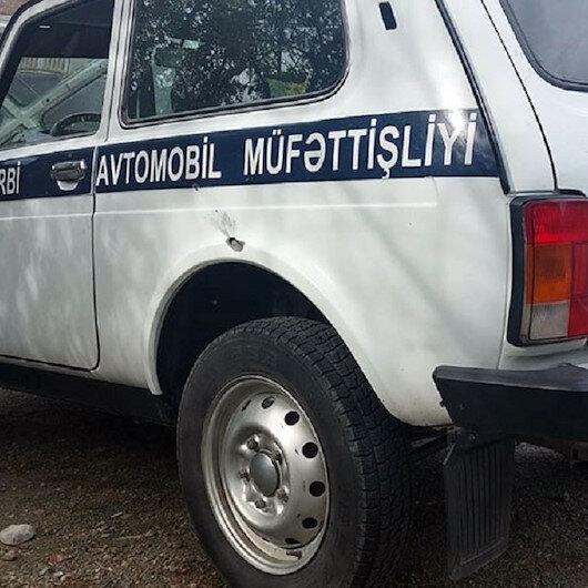 Azerbaycan Savunma Bakanlığı duyurdu: Kelbecer'e giden sivil araç konvoyuna ateş açıldı
