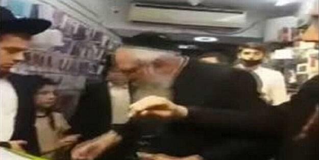 Akıllı telefon satın alan Ultra-Ortodoks Yahudi darp edildi