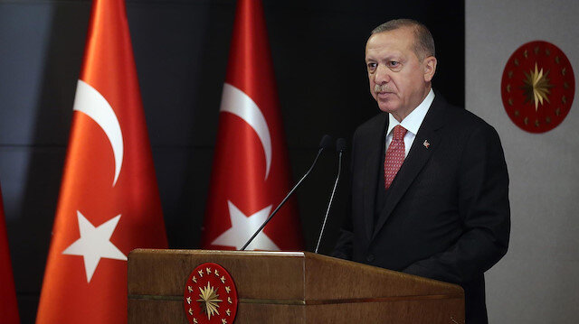 Cumhurbaşkanı Erdoğan'dan Ankara'nın başkent oluşunun 98. yıl dönümü mesajı: Demokrasimizin ilerlemesinde öncü rol oynamaya devam edecektir
