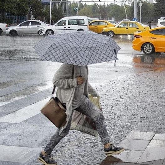 Meteorolojiden çok sayıda ile uyarı: Sel ve hortum oluşabilir
