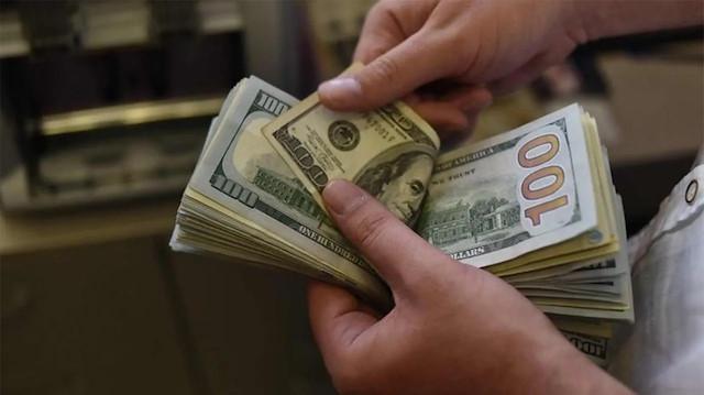 Dolar haftanın ikinci işlem gününde rekor tazeledi