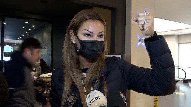 Pınar Altuğ'dan usta oyuncu Tamer Karadağlı'ya destek: Ödül törenleri ağzınıza geleni söyleyeceğiniz yer değildir