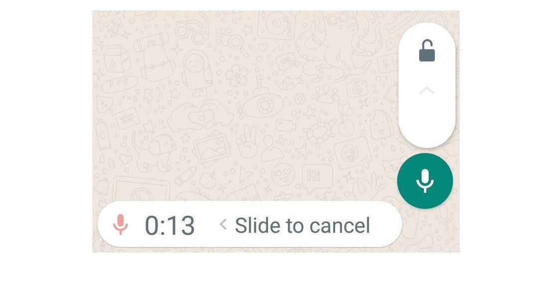WhatsApp'ın sesli mesaj özelliği bu sayede çok daha işlevsel hale geliyor.