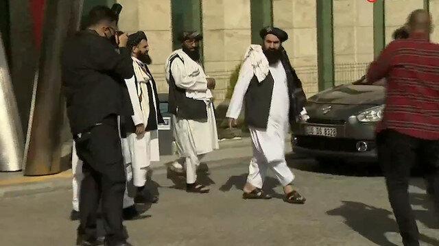 Taliban'dan Türkiye'ye üst düzey ziyaret: Heyet Ankara'da