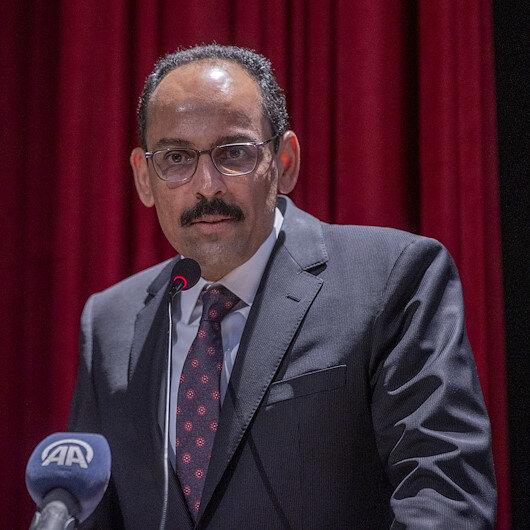 Cumhurbaşkanlığı Sözcüsü Kalın 'Yunus Emre ve Türkçe' panelinde: Düşüncesini şiir yoluyla ifade etmiş bir büyük bilge, arif