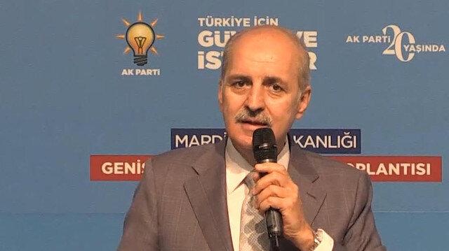 AK Parti Genel Başkanvekili Kurtulmuş: Türkiye'de siyasi cinayetler devri geride kalmıştır