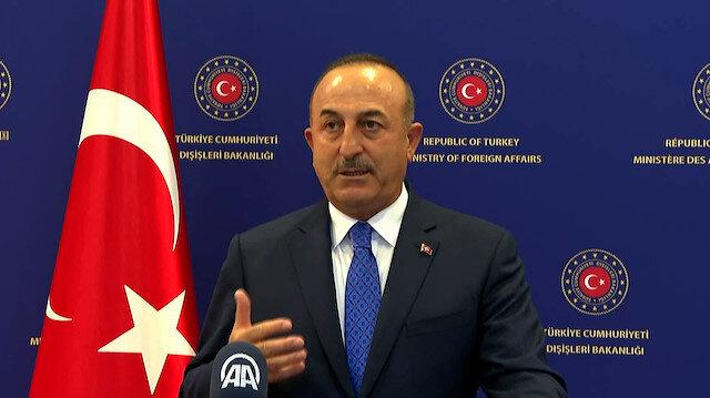 Dışişleri Bakanı Çavuşoğlu: Taliban yönetimine tavsiyelerde bulunduk