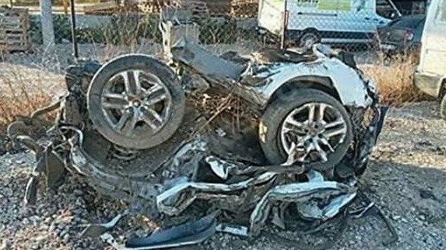 Böyle otomobil ilanı görülmedi: Demir ve tekerlek yığınına 42 bin lira istedi