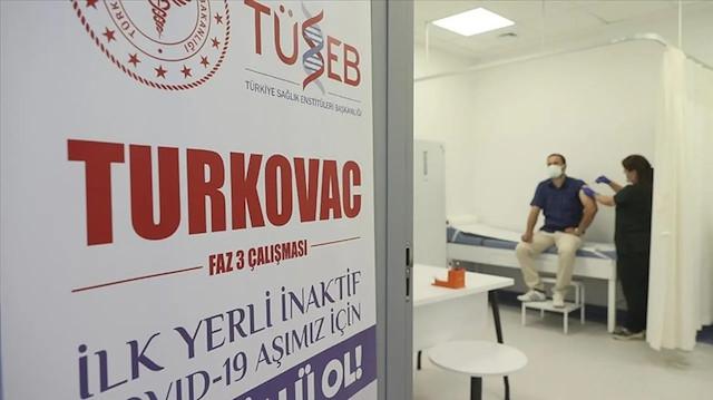 Turkovac ve CoronoVac'da sonuç güvenli