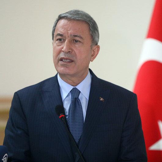 Milli Savunma Bakanı Akar: Gereken ne varsa zamanı gelince yapılacak