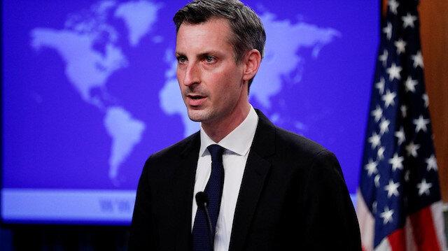 ABD'den Yunanistan'ı üzen açıklama: Ülkeler arasındaki deniz sınırı anlaşmazlıkları konusunda pozisyon almıyoruz