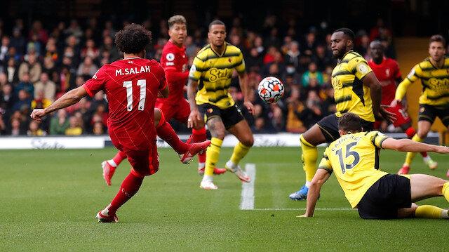Mohamed Salah'tan harika gol: Uzun süre akıllardan çıkmayacak