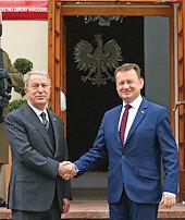 Polonya milli silahlarımıza talip