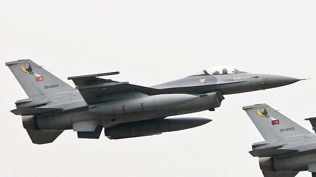 F-16'ların ömrünü uzatan proje: 72 ayarında Blok-30'lar yolda