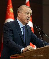 Cumhurbaşkanı Erdoğandan Mevlid Kandili mesajı