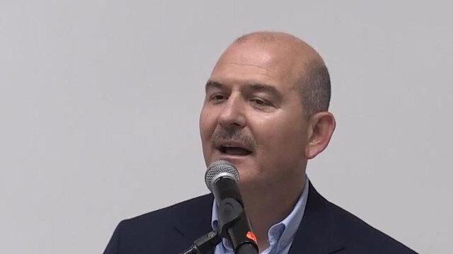 Bakan Soylu: Birilerinin efendisi PKK veya Batı olabilir fakat bizim efendimiz millettir