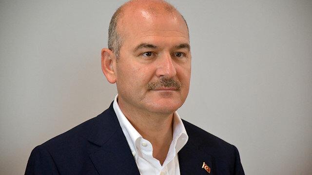 İçişleri Bakanı Soylu CHP'lilere seslendi: Genel başkanınızı kınamalısınız
