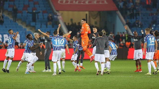 Trabzonspor'da kolbastı geri döndü
